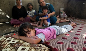 Iraq: US plans rescue mission for besieged Yazidi refugees