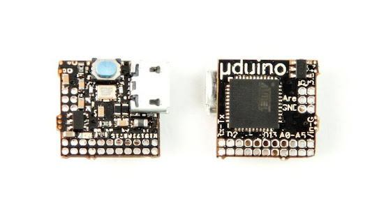 µduino Is The Smallest Arduino Board Ever Created — Smaller Than A microSD Card