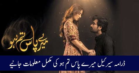 mere pass tum ho ary digital drama timing cast ost