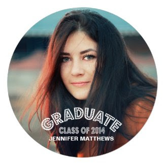 MODERN GRAD | GRADUATION PARTY INVITATION