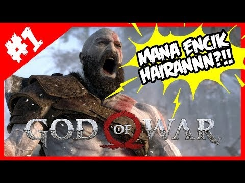 God Of War PS4 Malaysia | Part 1 - Game Paling Best Abad Ini