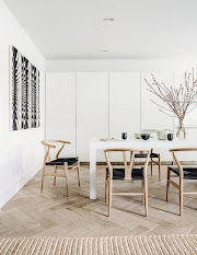 New inspiration for your scandi dinning room