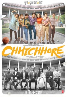Chhichhore - movie review :)