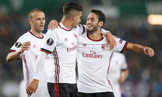 AC Milan vs Austria Vienna Betting Predictions, 23 Nov 2017