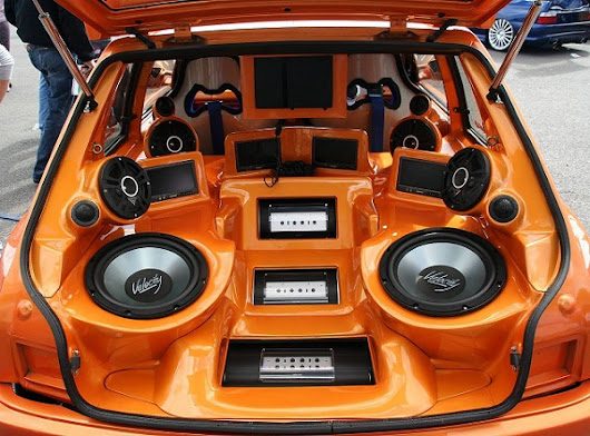 What size speakers are in my car? -