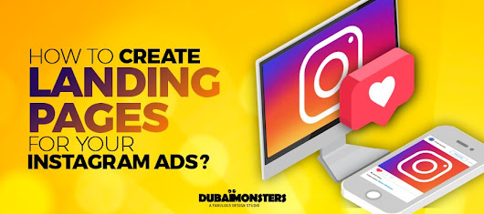 How to Create Instagram Landing Pages for your Ads? -