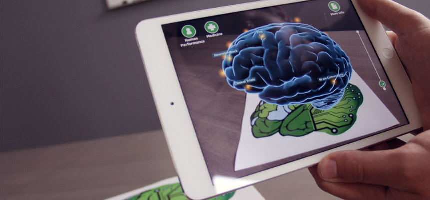 Augmented Reality Education App Case Study   Marxent
