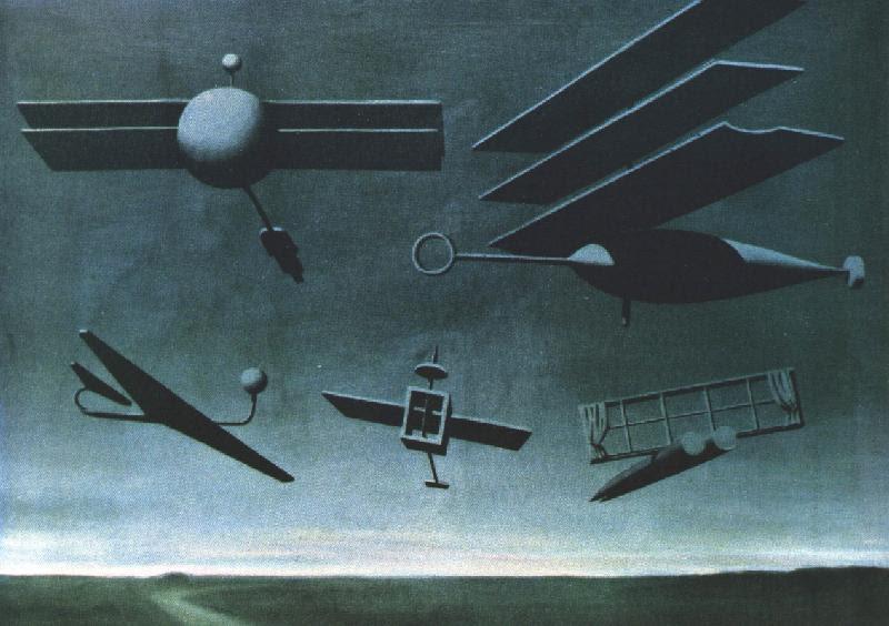 Black Flag, 1937 Rene Magritte