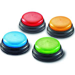 Learning Resources Lights and Buzzers Sounds Set of