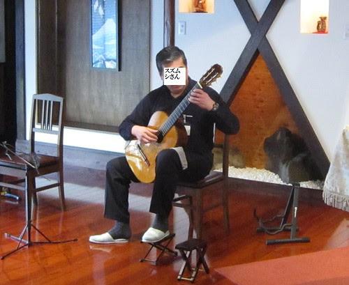 スズムシさんのソロ 2012年11月24日 by Poran111