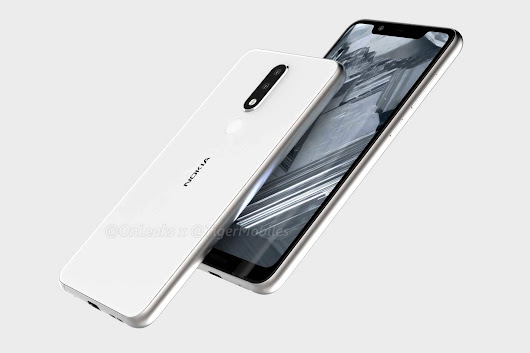The Nokia 5.1 Plus Leak Reveals A Notch At The Top | Tech My Money