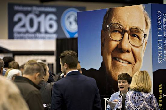 Warren Buffett's Berkshire Hathaway Takes $1 Billion Position in Apple