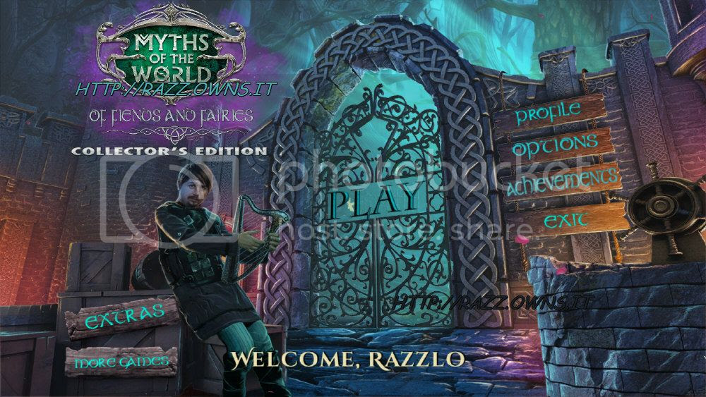 Myths of the World 4: Of Fiends and Fairies Collector's Edition [FINAL]