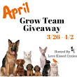 April Grow Team Giveaway - Love Kissed Cozies
