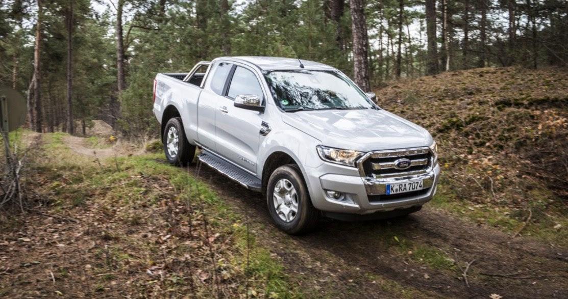 2019 Ford Ranger Diesel, Price, Release Date, Interior ...