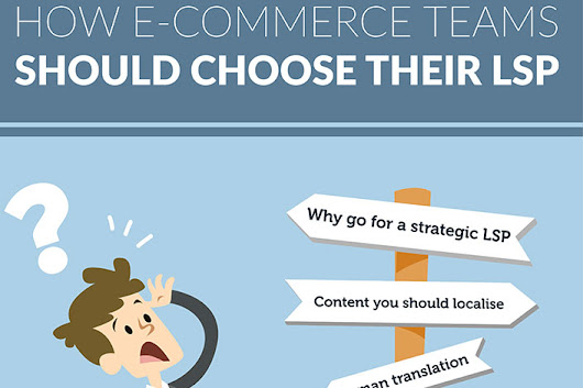 How E-Commerce Teams Should Choose Their LSP