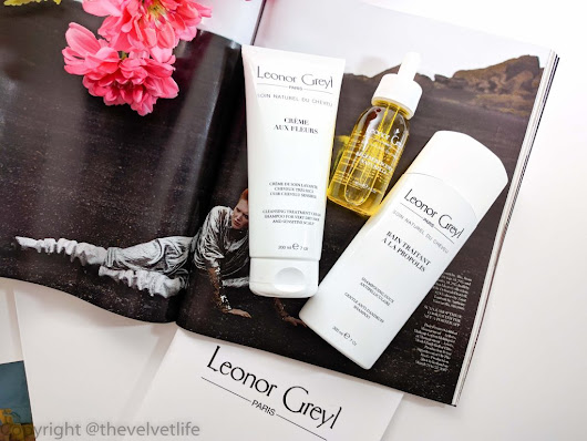 Hair Purifying and Calming Treatment with Leonor Greyl Paris - The Velvet Life
