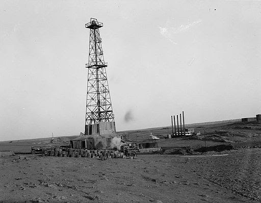 IPC oil derrick