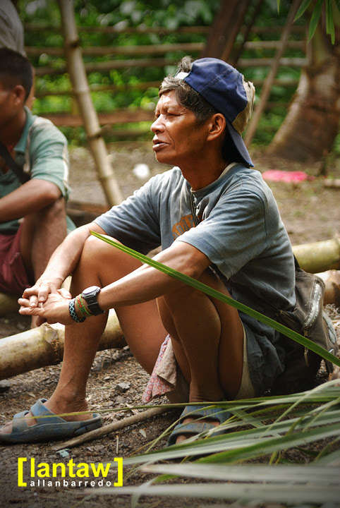 Hanunoo Mangayan Elder #2