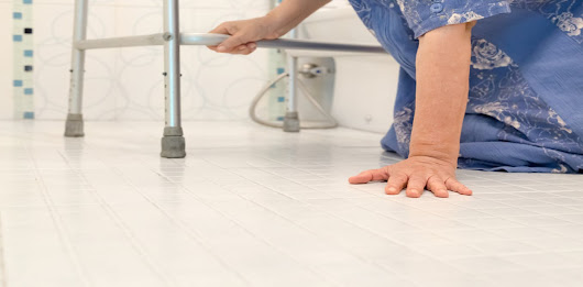 Why older people get osteoporosis and have falls