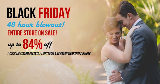 Cole's Classroom Black Friday Deals - Photography Tips & Photo Editing Tutorials!