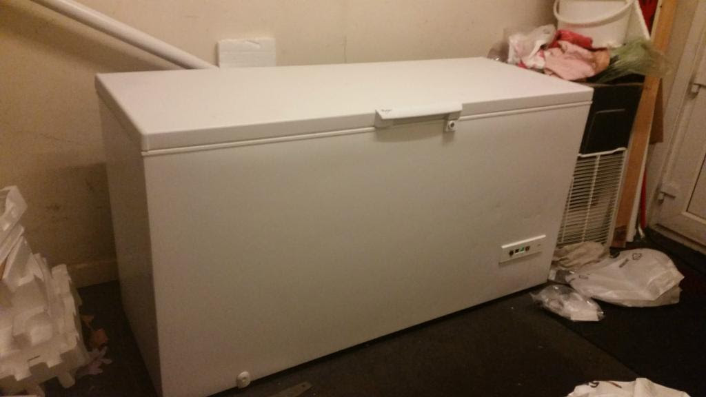 Whirlpool Big Chest Freezer For Sale United Kingdom