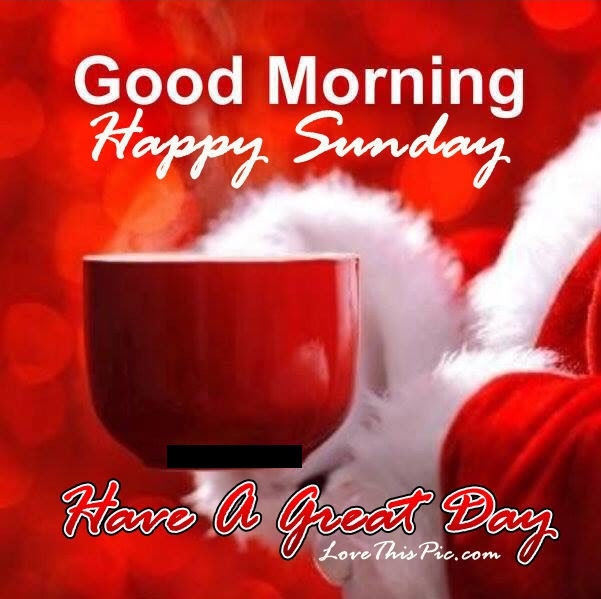 Christmas Good Morning Happy Sunday Quote Pictures Photos And