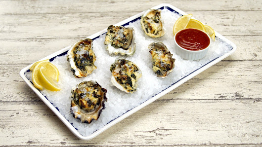 Bangin' Oysters ~ Recipe