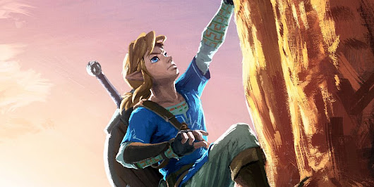 Legend of Zelda: Breath of the Wild dominates social media as most mentioned game of E3