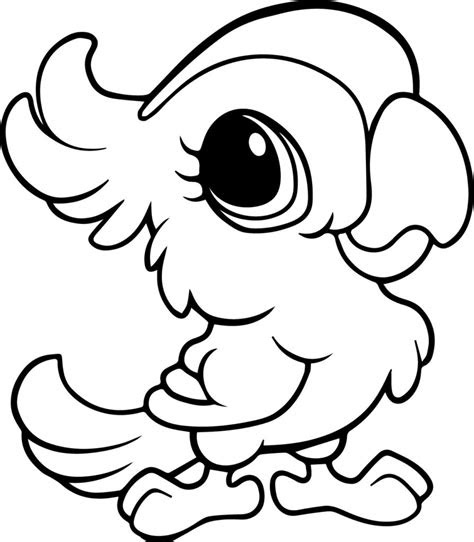 coloring pages images cute animals coloring pages