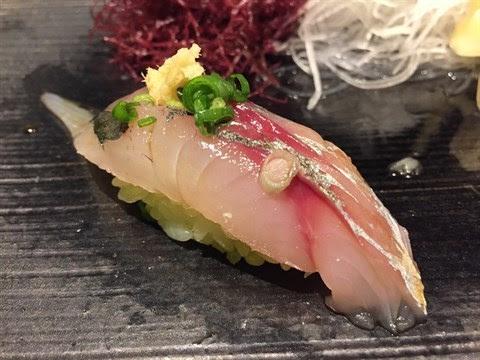 池魚壽司 - 尖沙咀的松