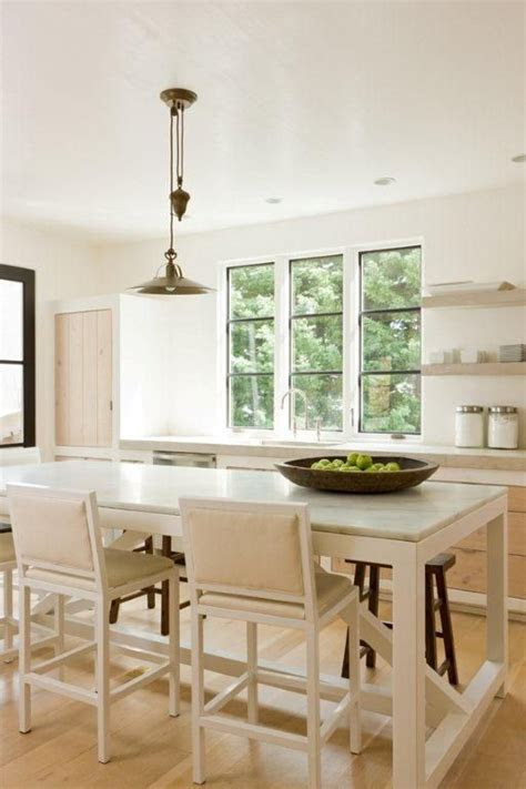 counter height table ideas  pinterest