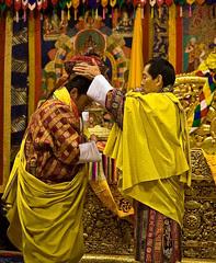 The Investiture Ceremony