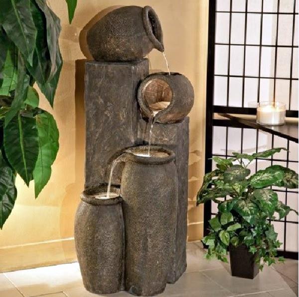 Relaxing Indoor Fountain Ideas (39)