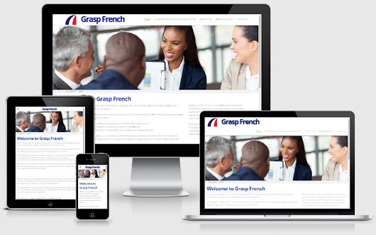 NEW Website for Grasp French