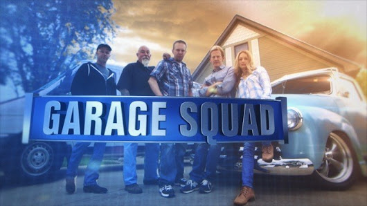 Garage Squad Season 2 to Premiere Tuesday, August 11 on Velocity | Garage Squad
