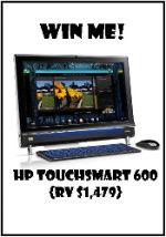 HP TouchSmart 600