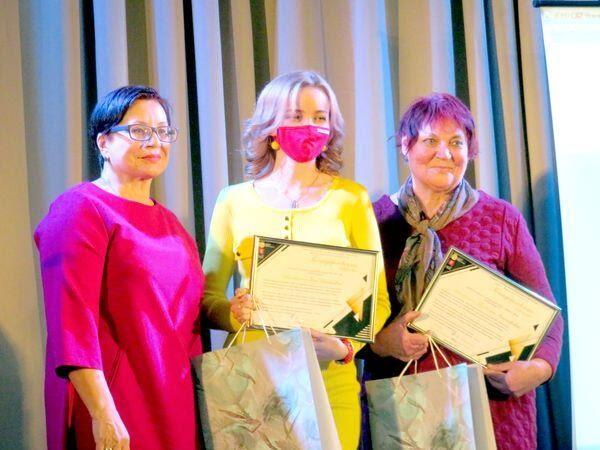 Журналисты Новокузнецка получили награды за творчество