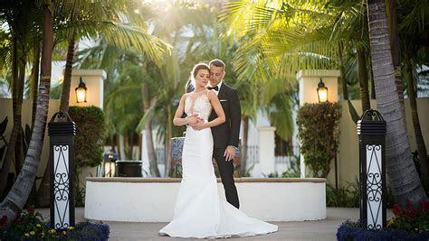 Carlsbad Wedding Venues   Real Weddings at Omni La Costa