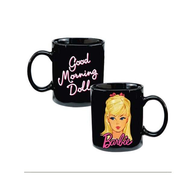 My Favourite Doll Barbie Good Morning Mug