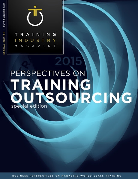 Training Industry Magazine - Training Outsourcing 2015 Special Edition