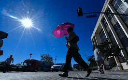Record-breaking heat forecast for Thanksgiving week