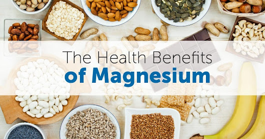 The Health Benefits of Magnesium: Dental Health & Nutrition - E Friends