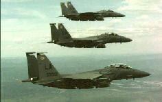 F 15's
