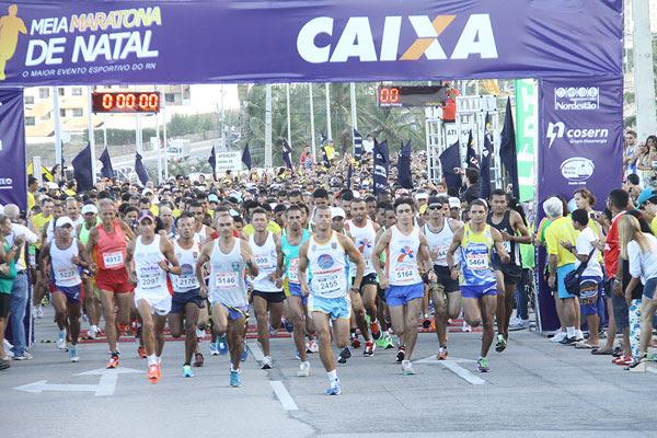 Os participantes da Meia Maratona vão poder contar com os serviços da Prefeitura do Natal durante o percurso, que acontece em toda extensão da Via Costeira