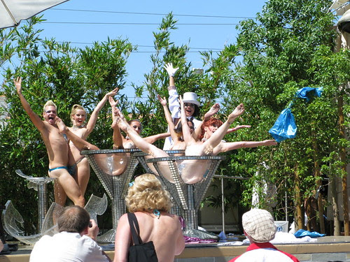 Burlesque Hall of Fame Pool Party 2008