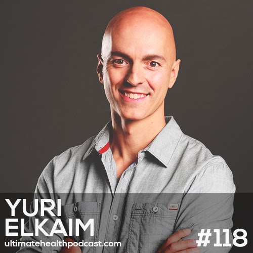 118: Yuri Elkaim - The All-Day Energy Diet • Sugar, Gluten, & Caffeine Are Draining You • Exercising For Energy