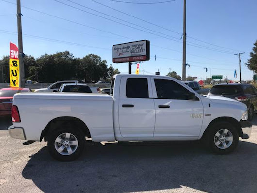 Used 2015 RAM Ram Pickup 1500 For Sale In Riverview Tampa Brandon Drive Away Enterprises