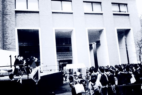 「早稲田祭2011」 Stage performance 2