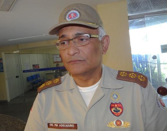 Ney Silva | Coronel Adelmário Xavier